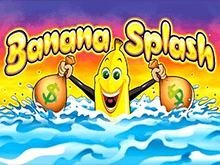 Banana Splash в клубе Вулкан