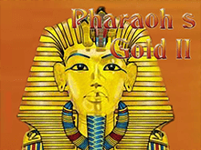 Аппарат Pharaohs Gold 2 на деньги